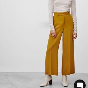 Aritzia Wide Leg Pants